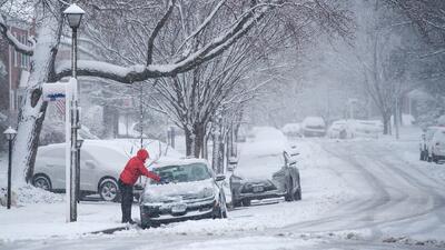 La inusual y fría llegada de la primavera causa estragos en el noreste de EEUU