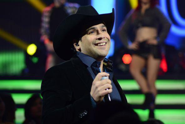 El cantante se complementó muy bien con Fernando.
