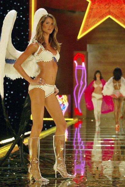 Su participación en las pasarelas de Victoria's Secret la llevaron a la...