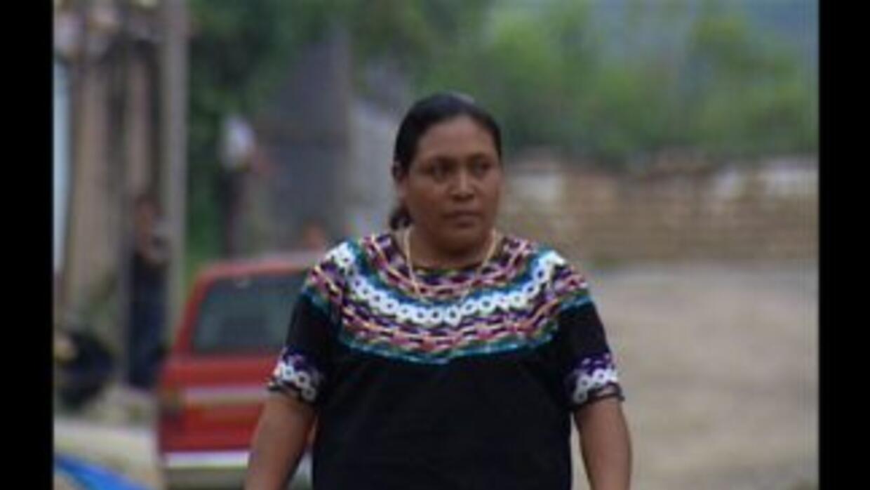 La madre guatemalteca que enfrenta un verdadero vía crucis.