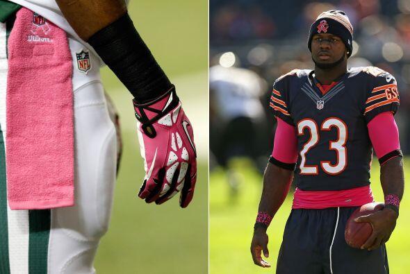 A pesar de lo rudos que se pueden ver, los jugadores de la NFL se suman...