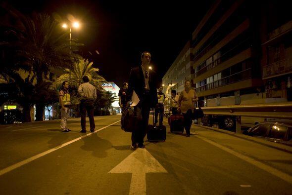 Lorca, en el sureste de España tiene 10 mil habitantes aproximadamente....