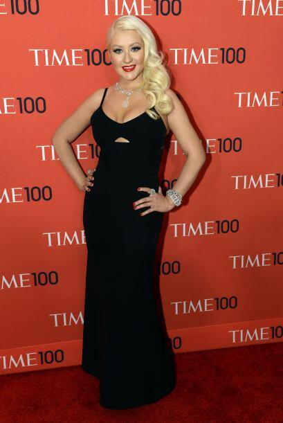 El genio de la lámpara le concedió a Christina Aguilera pe...