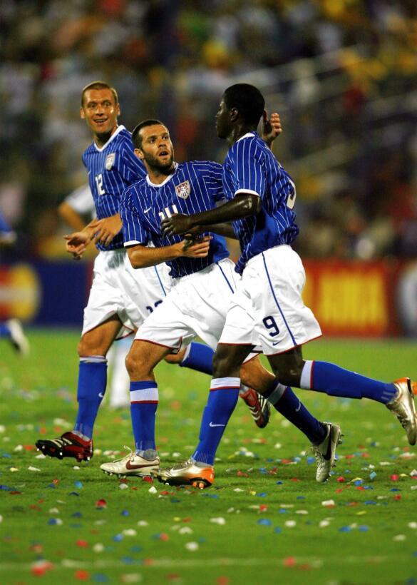 México, el invitado más competitivo en las Copa América desde 1993 USA 2...