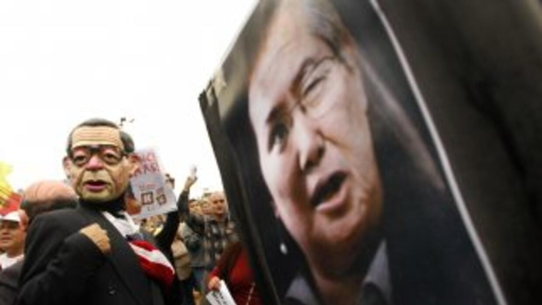 El posible indulto que recibiría el ex presidente peruano Alberto Fujimo...