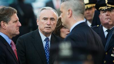 El jefe de Policía de Nueva York criticó la actitud de los agentes hacia...