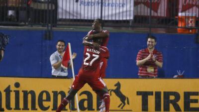 El colombiano Fabián Castillo fue el jugador determinante.