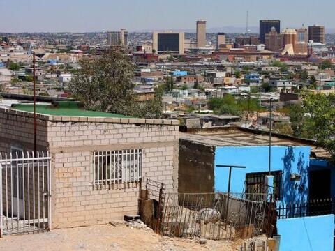 Situadas a escasa distancia, las ciudades fronterizas de Ciudad Ju&aacut...