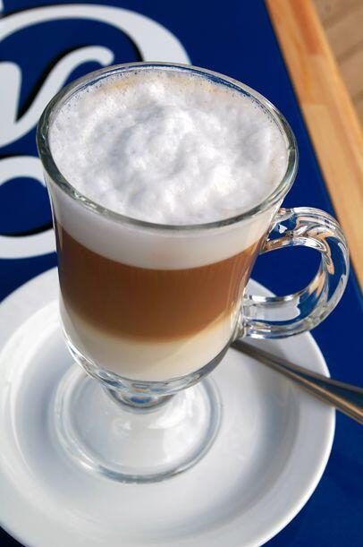 Un delicioso café 'cappuccino ' El 'cappuccino' tiene muchos fans, tanto...