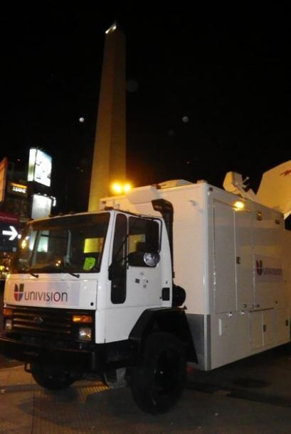 ¡Gran trabajo realizado por Univisión en la Copa América 2011!