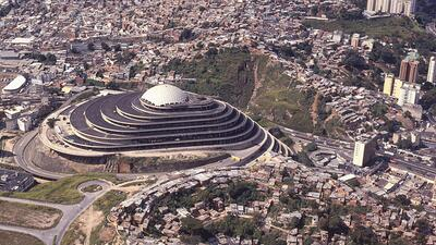 How an icon of Venezuelan architecture became a jail for political prisoners