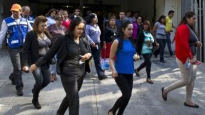 México se encuentra en una de las zonas sísmicas más importantes del mun...