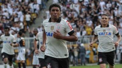Corinthians, actual campeón de la Libertadores y del Mundial de Clubes d...