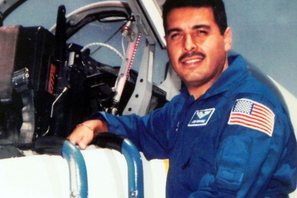 """""""Yo recuerdo muy bien las imágenes en la televisión de los astronautas c..."""