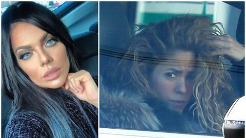 La modelo Suzy Cortez sueña con Piqué, compañero se...