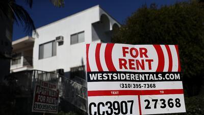 Mientras el porcentaje de arrendatarios pobres se ha mantenido, el de ar...