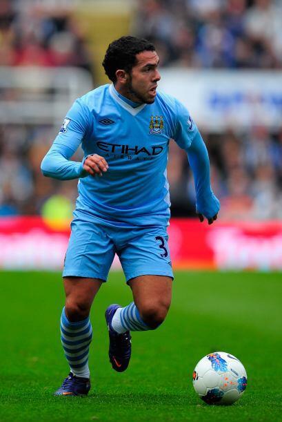 Y si ya mencionamos a un argentino goleador del Manchester City, Carlos...