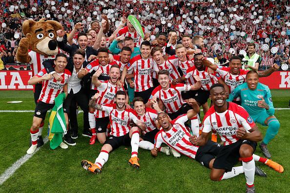 En fotos: Hirving Lozano es campeón de la Eredivisie con el PSV 94656242...