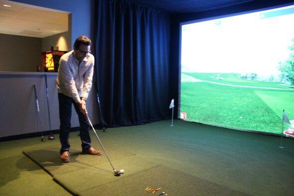 O hasta  golf digital!