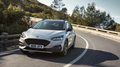 Imágenes del nuevo Ford Focus 2020