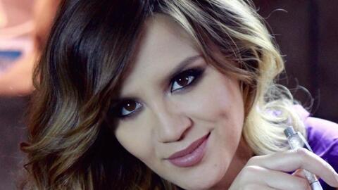 Karla Amezola, former TV anchor at TV Estrella in LA.