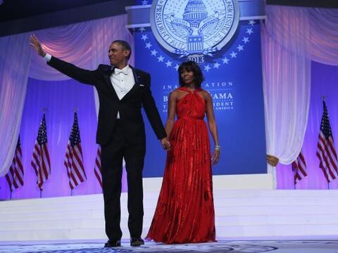 En enero del 2013 inició el segundo mandato presidencial de Barck...