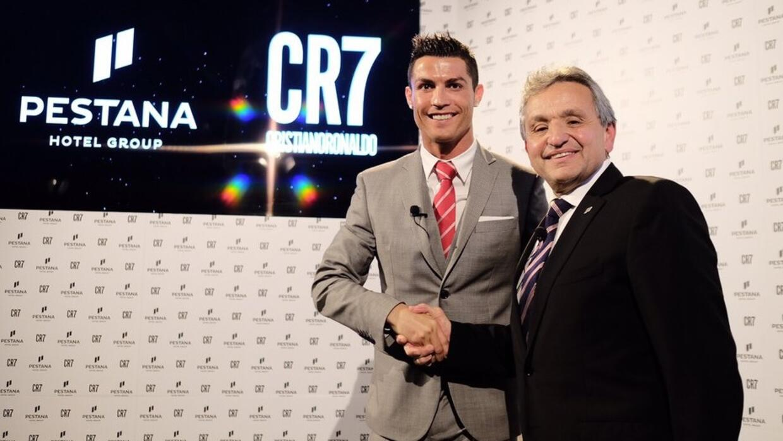 Cristiano Ronaldo invertirá en hoteles