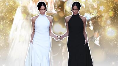 Ahora puedes tener un vestido de fiesta como el de Meghan Markle (y en edición limitada)