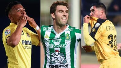 Se busca goleador: los que se perfilan para ser los 'killers' del Apertura 2018