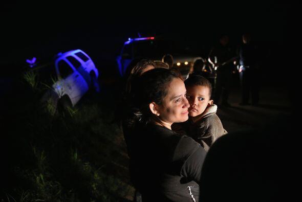 Aunque el número de este tipo de familias inmigrantes y menores no acomp...
