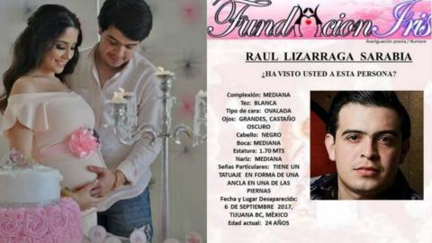 Raúl Lizarraga lleva poco más de dos meses desaparecido