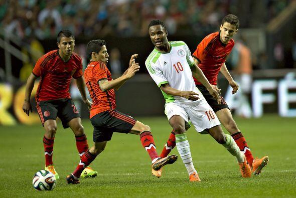 El empate contra Nigeria pudo tener más importancia de la que se...