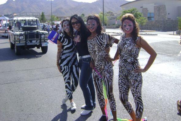 Gatitas y cebras del Zoológico de El Paso se escaparon para venir a ser...