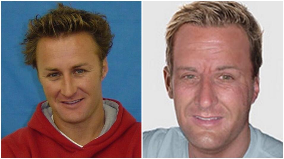 Jason Derek, buscado por robo y asesinato a mano armada en Arizona.