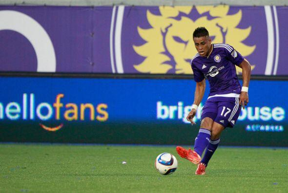 DARWIN CERÉN (SLV)   El único jugador nacido en El Salvador en la MLS es...