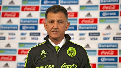 Osorio busca un Tri que persiga la gloria