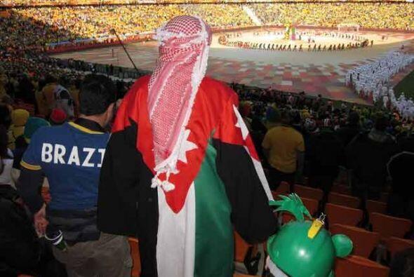 La ceremonia de inauguración fue una de las más festivas de los últimos...