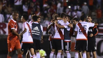 River Plate se reencuentra con el triunfo