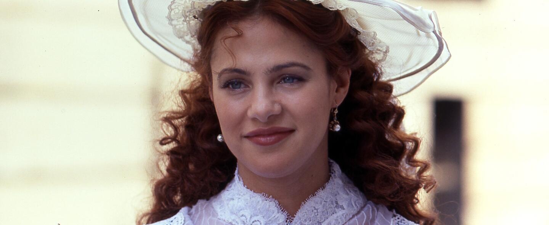 """En 1995 protagonizó """"Alondra"""" bajo la producción de Carla Estrada. La ú..."""