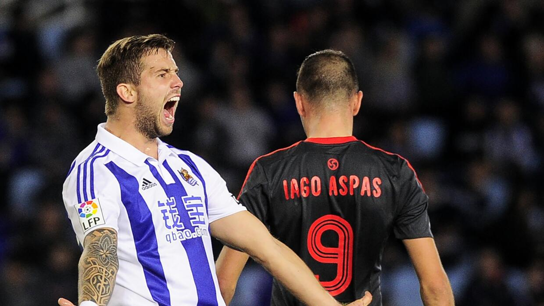 La Real sigue sin levantar en España