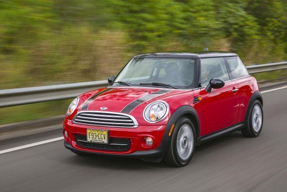 9) Mini Cooper- Diferencia durante el primer año: $9,000 (29.3 %)