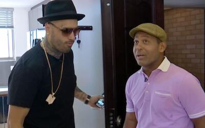 Exclusiva: En casa de Nicky Jam. Tony Dandrades viajo a Medillin, Colomi...