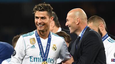 """Cristiano Ronaldo soltó una megabomba tras la final: """"Fue muy bonito estar en el Real Madrid"""""""