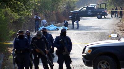 Under President Enrique Peña Nieto the fight against organized cr...