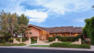 Brady Bunch house hits the market