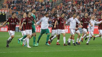 En fotos: las 10 claves para la resurrección de un grande de Europa, el AC Milan