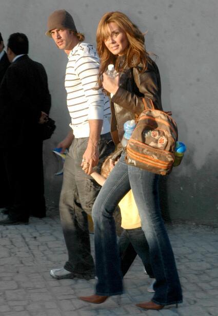 William Levy y Elizbeth Gutiérrez