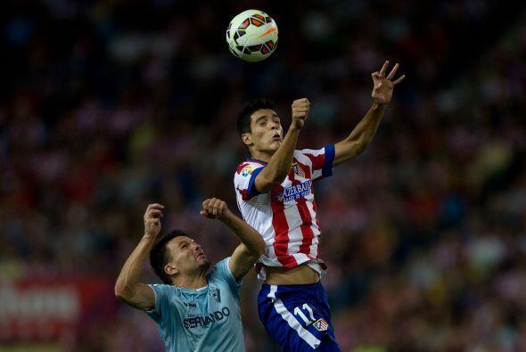 El físico juega un papel importante, pues Jiménez puede competir contra...