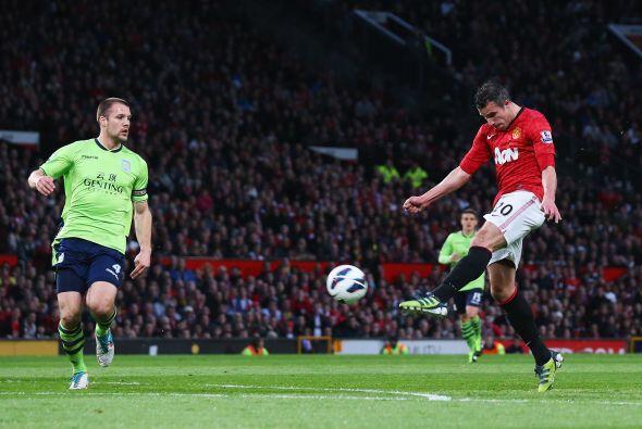 Sólo se llegaba al minuto 13 y se veía una joya de gol que nos regalaría...