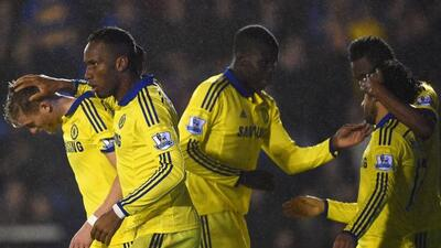 Los Blues sufrieron para imponerse como visitantes ante Shrewsbury Town.